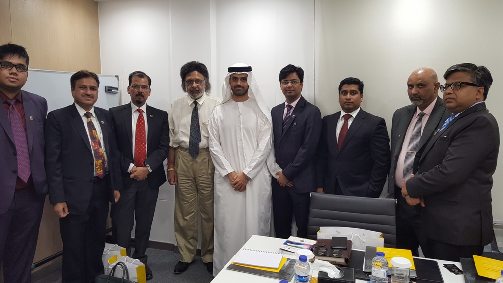 Eazy ERP Forays in Middle East