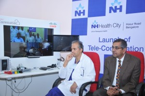 Cisco Enables Narayana Health to Offer Remote Diagnostics
