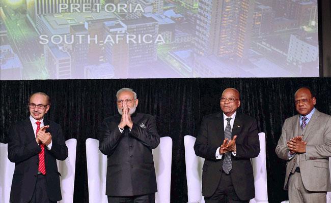 Narendra Modi, India & South Africa