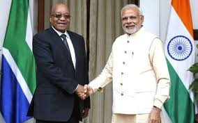 India – South Africa: Synergizing for a Better World
