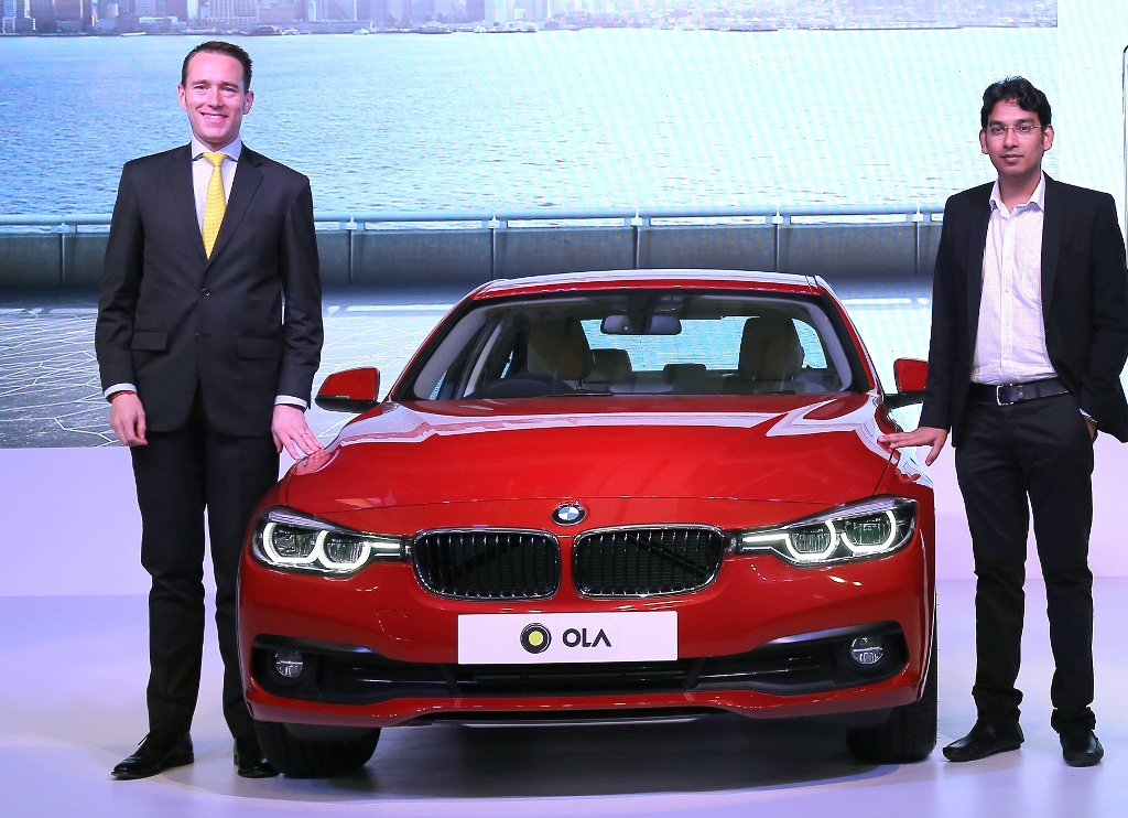 BMW India & Ola Join Hands to Redefine On-Demand Luxury Mobility