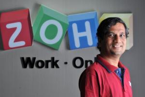 Zoho Open Direct Office in Tirupati