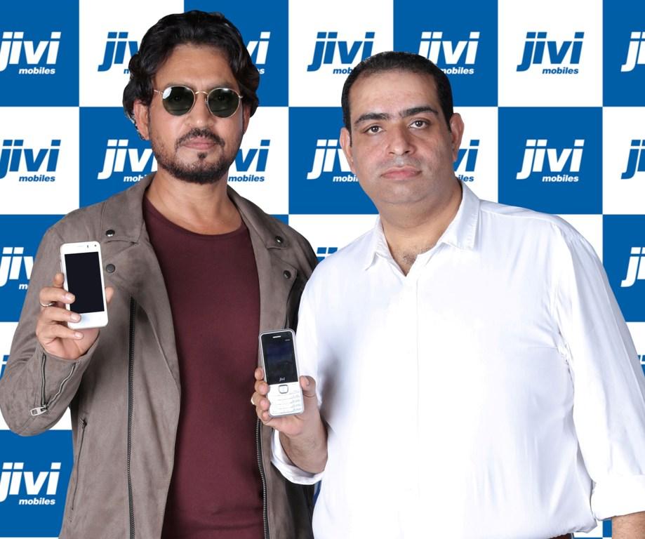 JIVI Mobiles Expands its Product Portfolio
