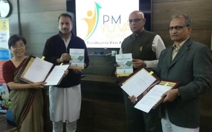 Skill & Entrepreneurship Development Emphasized, While MSDE & Wadhwani Foundation Join Hands
