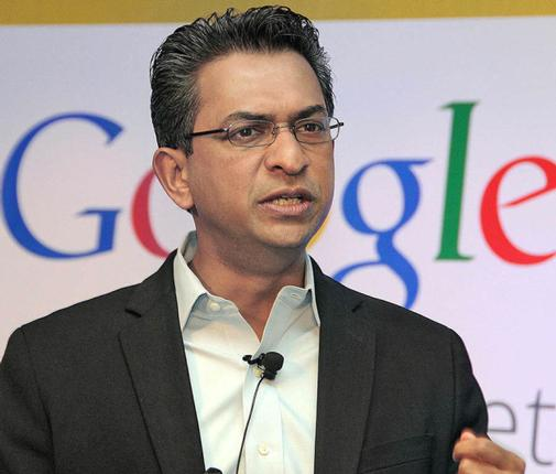 Google India CEO Rajan Anandan Quits to Join Sequoia Capital