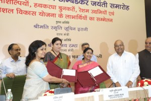 Textiles Minister Highlights Ministry's Achievement