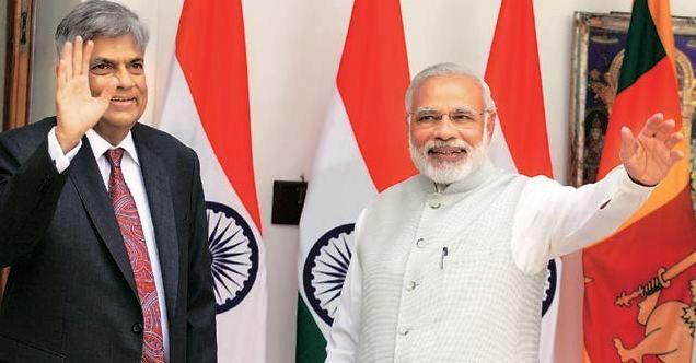 India & Sri Lanka Focus on Increasing Bilateral Trade