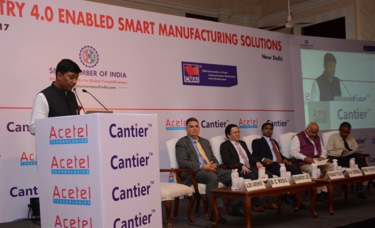 Smart Manufacturing Emphasized as Industry 4.0 Trend
