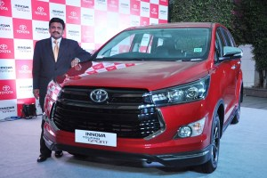 Toyota Kirloskar to Optimize Production of Fortuner and Innova Crysta