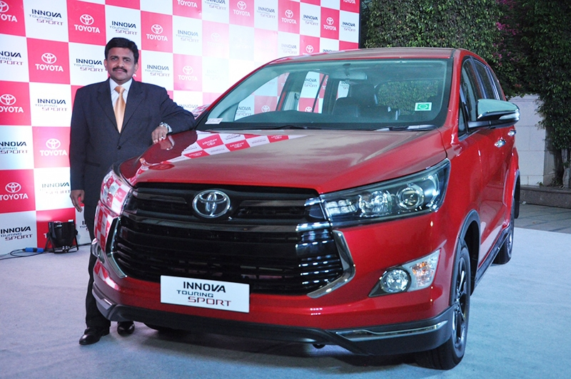 Toyota Kirloskar Registers 40% Sales Growth in July