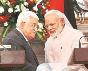 India & Palestine Singed MoU for Agriculture Cooperation