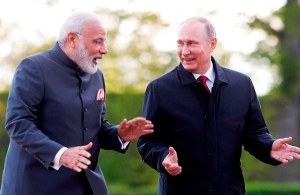 India – Russia Trade Ties to Get Strengthen in Energy & Technology