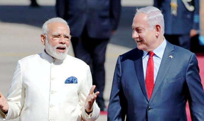 India-Israel: New Regime of Relations