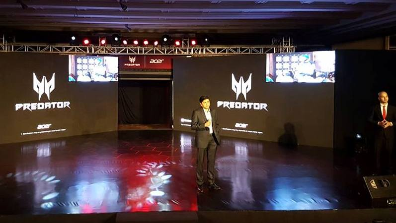 Acer Expands Its Predator Series with Predator Helios 300