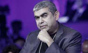Vishal Sikka of Infosys Resigned,, Company Accepted It
