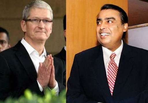 Reliance and Apple Comes Together to Make Apple iPhone 8 Offer for Reliance Jio Users
