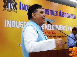 Gaining Entrepreneur's Confidence is our Mission: Satish Mahana, UP State Minister