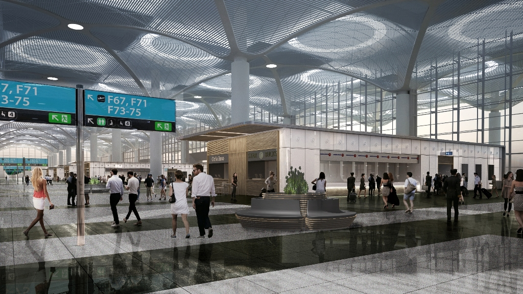 SITA to Provide 100% Baggage Tracking At Istanbul New Airport