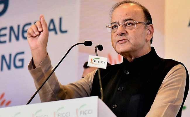 GST and Demonetization Ultimately Bring Economic Growth even in Slowdown: Arun Jaitley