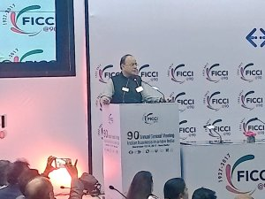 Infrastructure Development is the Key to Growth: Arun Jaitley