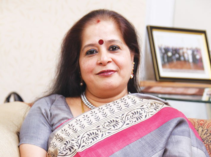 Allahabad Bank MD & CEO Usha Ananthasubramanian Elected Chairman of IBA