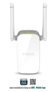New Wi-Fi Range Extender by D-Link