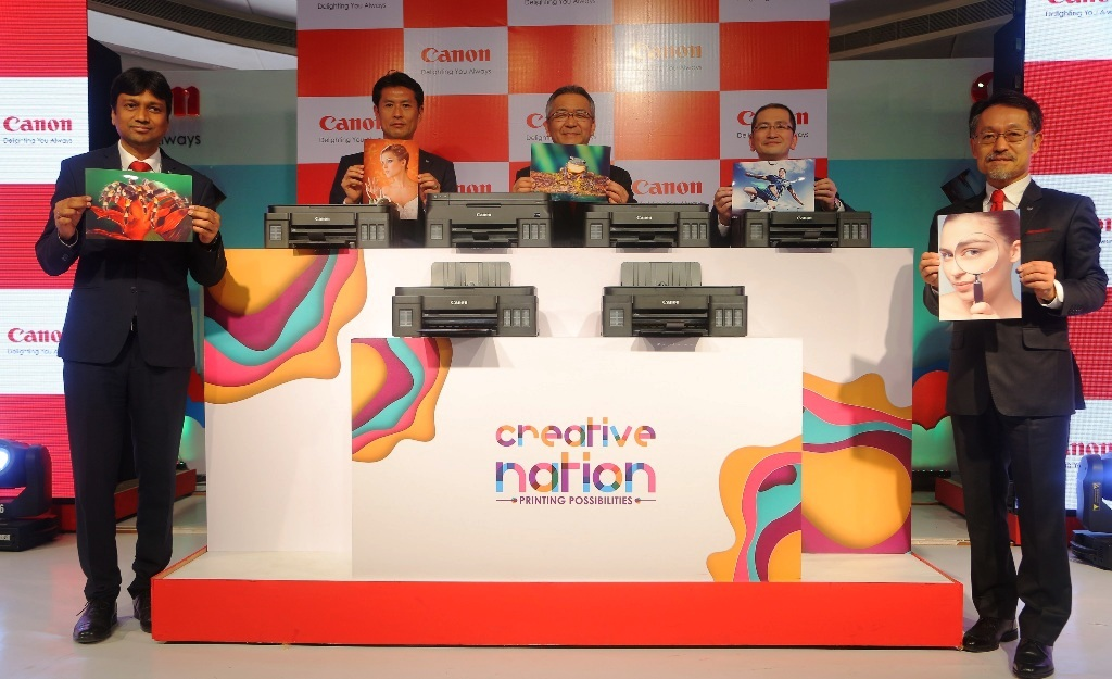 Canon India Expands Printers Range focusing on Small Businesses & Home Users