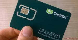 At MWC 2018, Watch Out for ChatSim With Unlimited Internet Access and Messaging