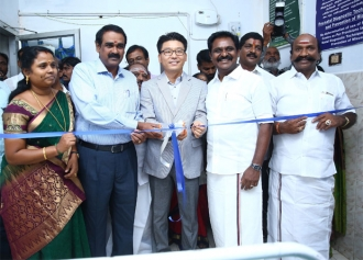 Tamilnadu Govt. and Samsung Jointly Launched Healthcare Centers Across The State