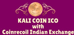 Kali Coin ICO Releases Cryptocurrency Exchange Platform CoinRecoil