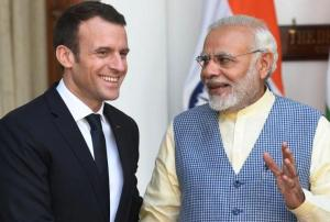 India and France Formed International Solar Alliance