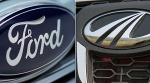 Mahindra and Ford Join Hands to Develop SUVs and Small Electric Vehicles