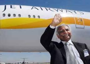 Stock Market Observed 5% Fall on Jet Airways Stocks