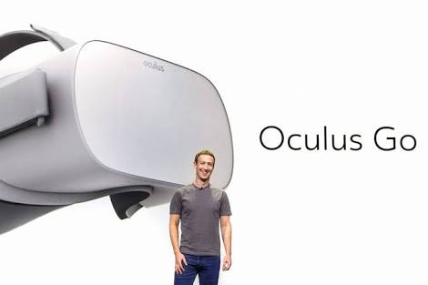 Oculus GO VR Headset By Facebook to Enter Market in May 2018