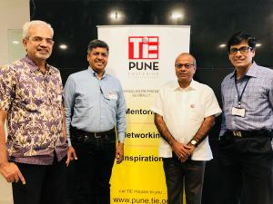 TiE Pune Showcased Curtain Raiser of TiEcon Pune 2018