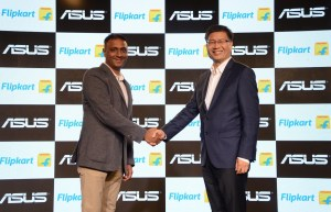 Flipkart & ASUS Announced Strategic Partnership for India