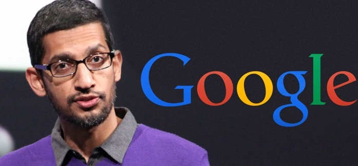 Google Co-Founders Earn $2 Billion After Sunder Pichai Takes Over as CEO