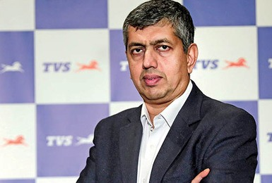 TVS Motor Appoints Timothy Prentice as Vice President-Design