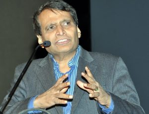 Suresh Prabhu Set to Attend Meeting of Trade Ministers of RCEP at Singapore