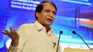 Suresh Prabhu Appealed Pharma Companies to Explore New Markets, More R&D
