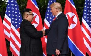 And When Donald Trump & Kim Jong Un Met Each Other