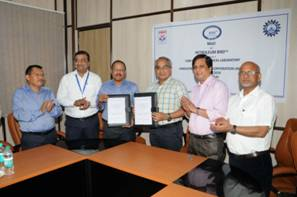 CSIR's National Physical Lab Signs an MoU with HPCL for Petroleum Certified Reference Materials