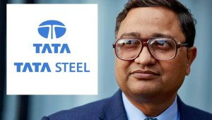 Tata Steel Started UK's Largest Steelworks Blast Furnaces