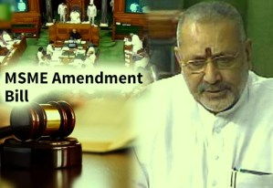 Parliamentary Committee Seeking Industry's Inputs on MSMED Bill 2018 Amendment by Nov 2nd