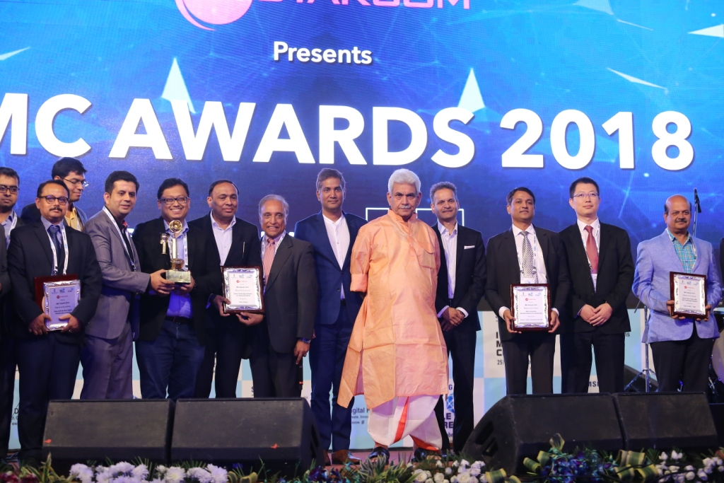 Indian Mobile Congress 2018 Concluded With a Lot of Action Points to Followup