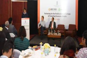 Startups Holds Great Prospect for Nation Building: Suresh Prabhu