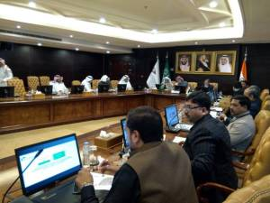 India-KSA Policymakers Discusses Trade Synergies