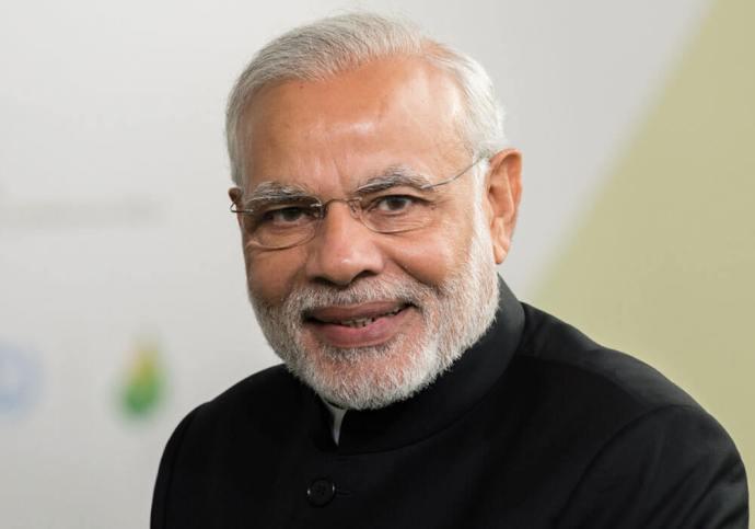 PM Narendra Modi Met JP Morgan International Council