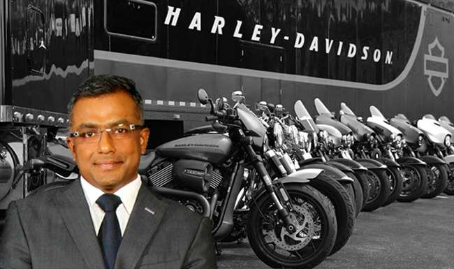 Harley Davidson to Consolidate Position For India's Growing Bike Market