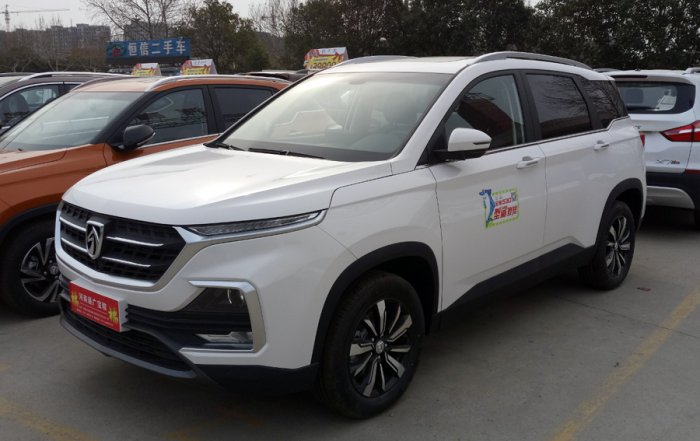 Chinese Car Maker SAIC Unleashed MG Hector for Indian Roads